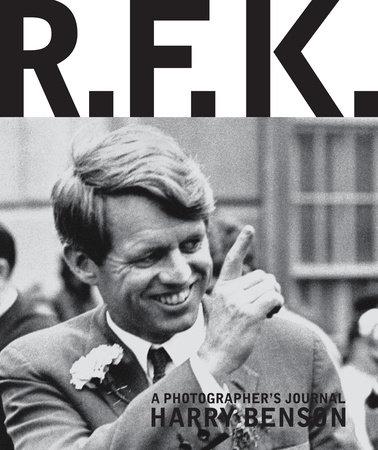 R.F.K. by Harry Benson