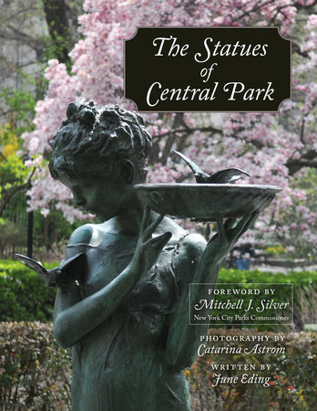 The Statues of Central Park by June Eding