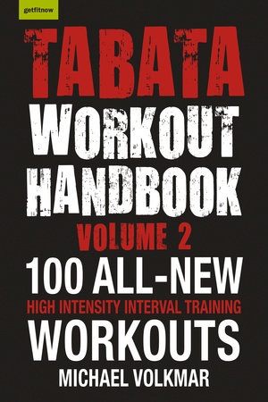 Tabata Workout Handbook, Volume 2