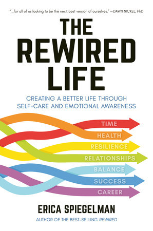 The cover of the book The Rewired Life