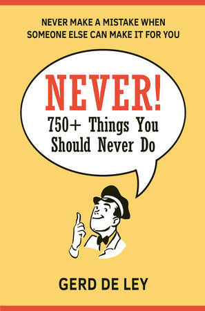 Never!