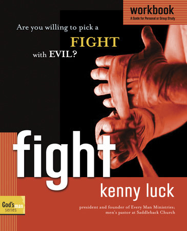 Fight Workbook by Kenny Luck