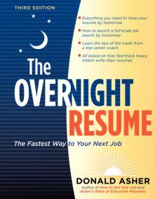 The Overnight Resume, 3rd Edition