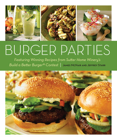 Burger Parties by James McNair and Jeffrey Starr