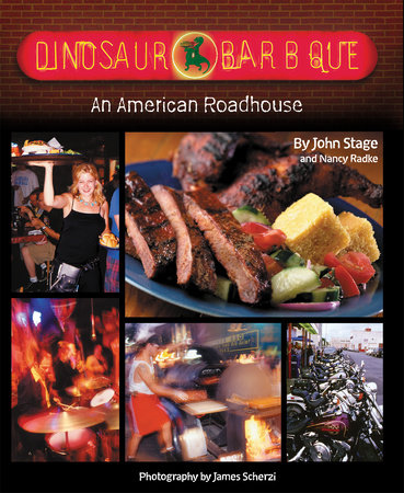 Dinosaur Bar-B-Que by John Stage and Nancy Radke