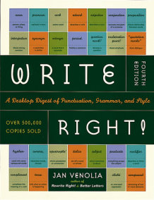 Write Right!