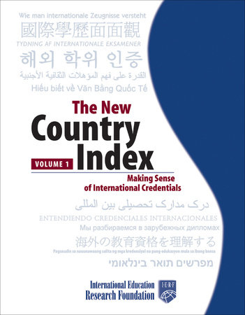 The New Country Index by Intl Educ Research Foundation Staff
