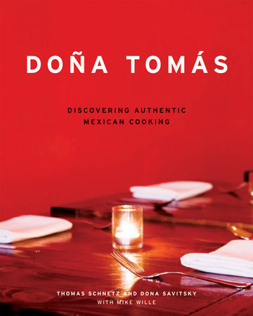 Dona Tomas by Thomas Schnetz and Dona Savitsky