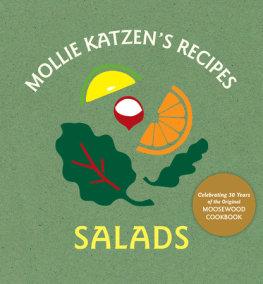 Mollie Katzen's Recipes   Salads