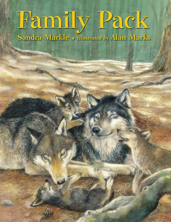Family Pack by Sandra Markle