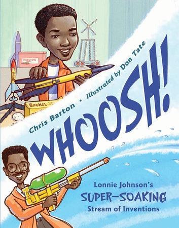Whoosh! by Chris Barton