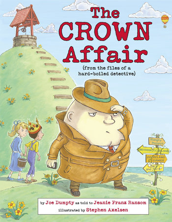 The Crown Affair by Jeanie Franz Ransom (Author); Stephen Axelsen (Illustrator)