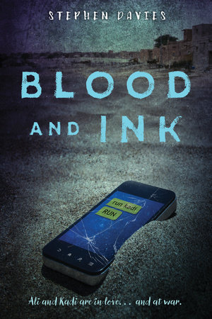 Blood and Ink by Stephen Davies