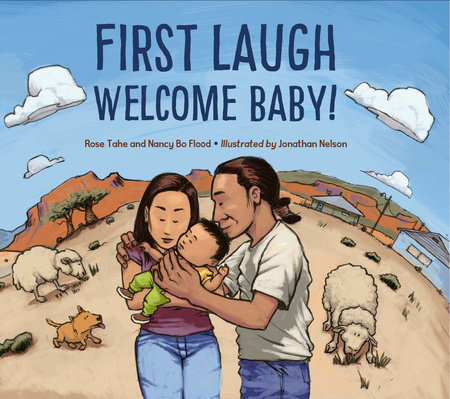 First Laugh--Welcome, Baby!