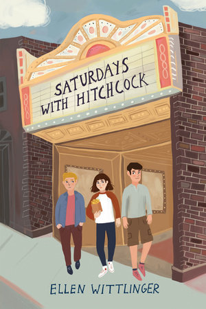 Saturdays with Hitchcock by Ellen Wittlinger