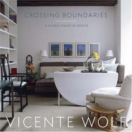 Crossing Boundaries by Vicente Wolf
