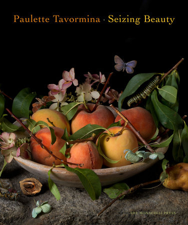 The cover of the book Paulette Tavormina: Seizing Beauty