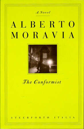 The Conformist by Alberto Moravia