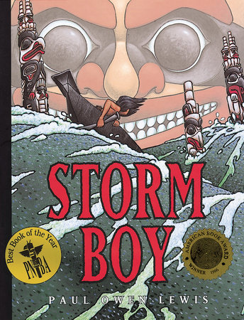 Storm Boy by Owen Paul Lewis