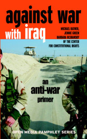 Against War with Iraq