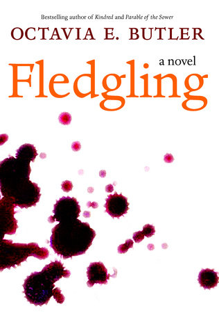 The cover of the book Fledgling