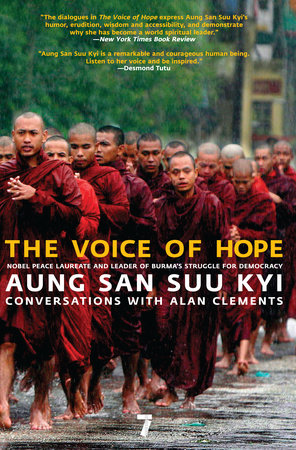 Voice of Hope by Aung San Suu Kyi