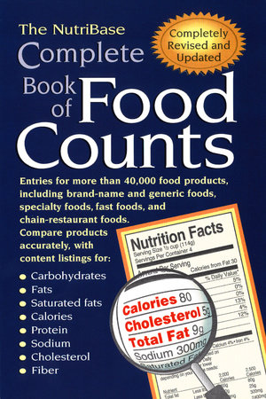 Conscious eating by gabriel cousens md penguinrandomhouse the nutribase complete book of food counts fandeluxe Gallery