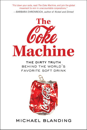 The Coke Machine by Michael Blanding
