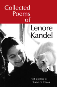 Collected Poems of Lenore Kandel