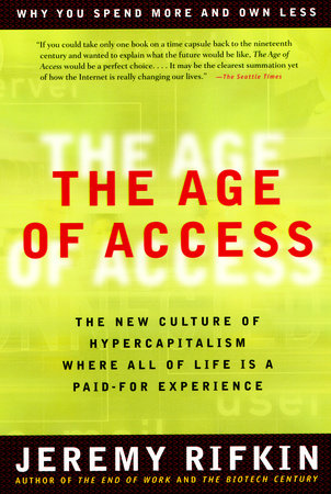 The Age of Access