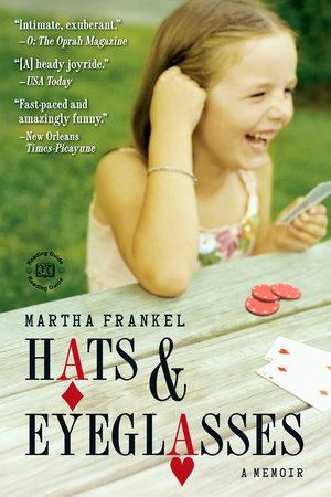 Hats & Eyeglasses by Martha Frankel