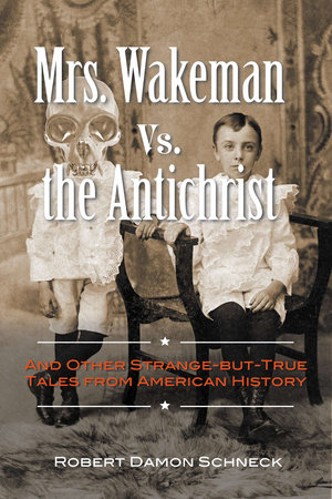Mrs. Wakeman vs. the Antichrist by Robert Damon Schneck
