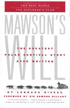 Mawson's Will