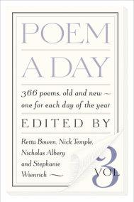 Poem a Day: Vol. 3