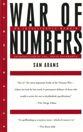 War of Numbers by Sam Adams