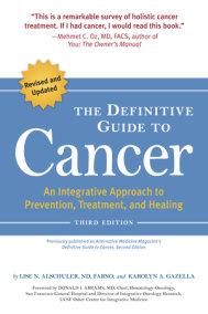 The Definitive Guide to Cancer, 3rd Edition
