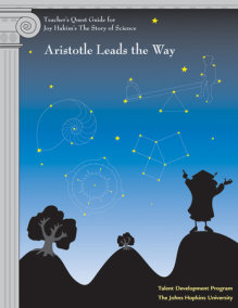 Teacher's Quest Guide: Aristotle Leads the Way