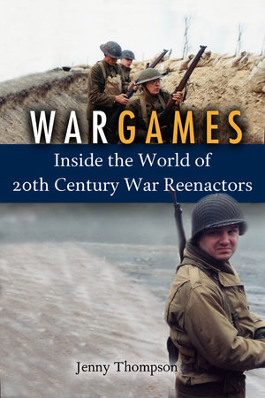 War Games by Jenny Thompson