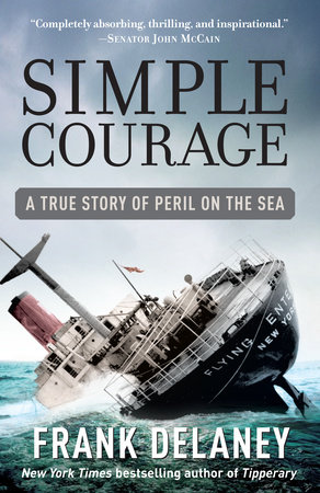 Simple Courage by Frank Delaney
