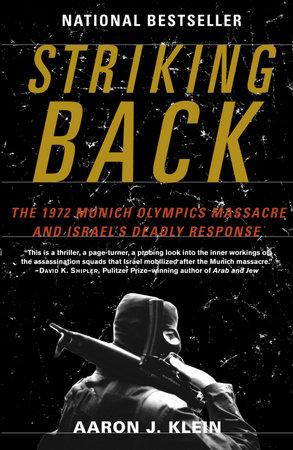 Striking Back by Aaron J. Klein