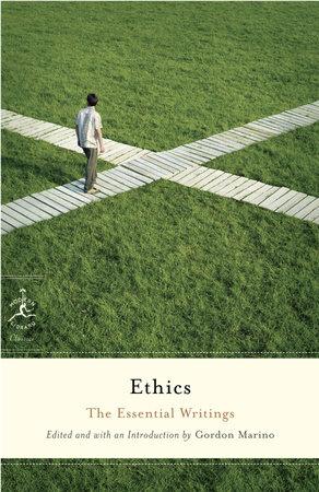 Ethics by Gordon Marino