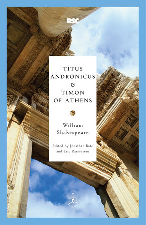 Titus Andronicus & Timon of Athens by William Shakespeare