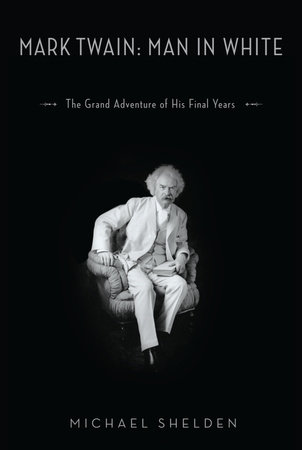 Mark Twain: Man in White