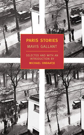 Paris Stories Book Cover Picture
