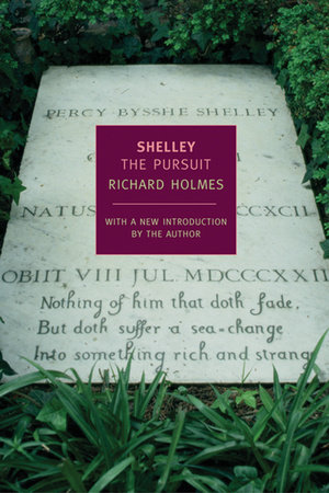 Shelley: The Pursuit by Richard Holmes