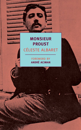 Monsieur Proust Book Cover Picture