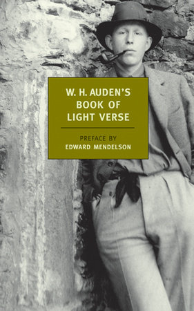 W. H. Auden's Book of Light Verse