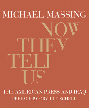 Now They Tell Us by Michael Massing