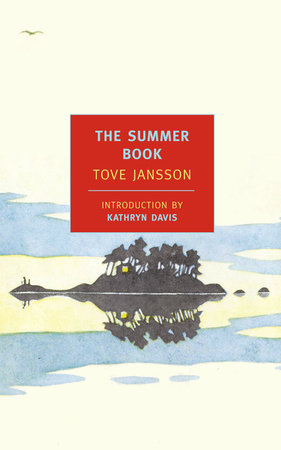 THE SUMMER BOOK by Tove Jansson