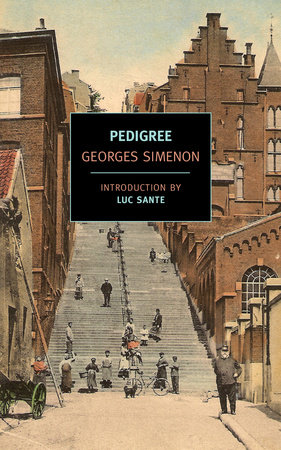 Pedigree by Georges Simenon